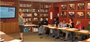Teaching at Center for Public Leadership, Harvard Kennedy School