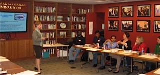 Teaching at Center for Public Leadership, Harvard Kennedy School